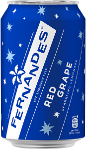 Foto Fernandes Red grape (Blauw)